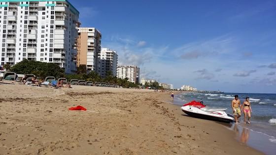 Pompano Beach by the Sea